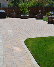 Paving Stone Sacramento - Patio