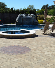 Paving Stone Sacramento - Pool Deck