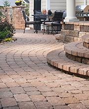 Paving Stone Sacramento - Walkway